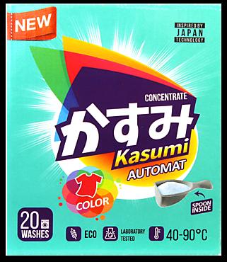 Стиральный порошок «Kasumi» безфосфатный, 900г