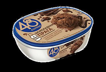Мороженое «48 копеек» Шоколадная Прага, 800мл