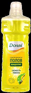Средство для мытья полов «Doare» Свежесть лимона, 850мл