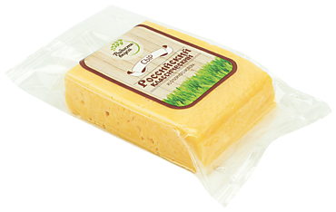 Сыр 45% «Радость вкуса» Российский, 0,15 - 0,3кг