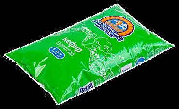 Кефир 1% «Деревенское молочко», 900г