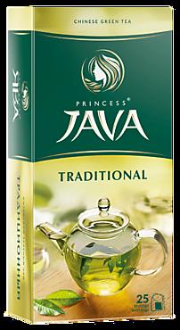 Чай зеленый «Принцесса Ява» 25 пакетиков, 50г