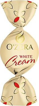 «OZera», шоколадные конфеты White Cream (упаковка 0,5кг)