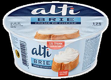 Сыр плавленый 40% «Alti» Бри, 125г