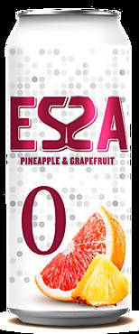 Пивной напиток «Essa» безалкогольный, Ананас и Грейпфрут, 450мл