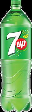 Напиток газированный «7UP» лимон и лайм, 1,5л