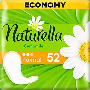 Прокладки ежедневные «Naturella» Camomile Normal Trio, 52 шт