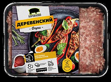 Фарш «Боровково» Деревенский, 400г