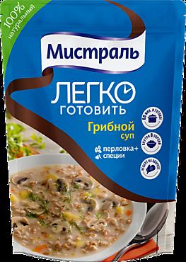 Суп «Мистраль» Грибной, 230г