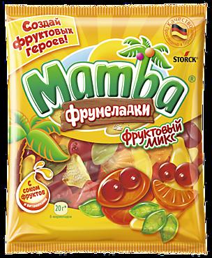 Жевательный мармелад «Mamba» Фруктовый микс, 72г