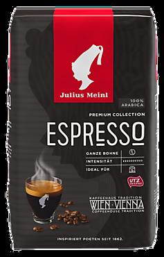 Кофе «JULIUS MEINL» «Гранд Эспрессо» в зернах, 500г