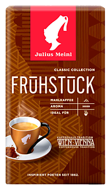 Кофе «JULIUS MEINL» «Венский завтрак» Классический, молотый, 500г