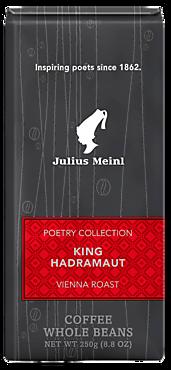 Кофе «JULIUS MEINL» Король Хадрамаут, в зернах, 250г