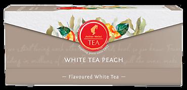 Чай зеленый «JULIUS MEINL» «Белый чай-Персик», 25 пакетиков