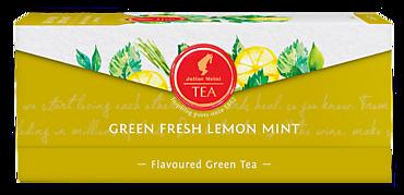 Чай зеленый «JULIUS MEINL» «Лимонный фреш», 25 пакетиков