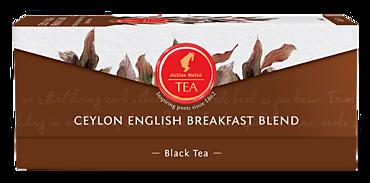 Чай черный «JULIUS MEINL» «Английский завтрак», 25 пакетиков