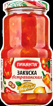 Закуска овощная «Пиканта» Астраханская, 530г