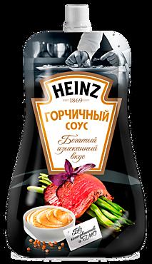 Соус «Heinz» Горчичный, 230г