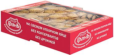 Печенье «Кунжутное», сдобное, 500г