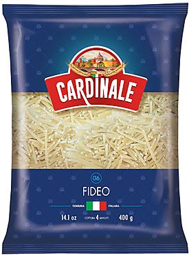 «Cardinale», макаронные изделия Cardinale Вермишель, 400г