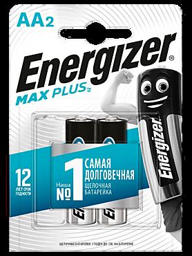 Батарейки «Energizer» Max Plus AA/E91 2шт