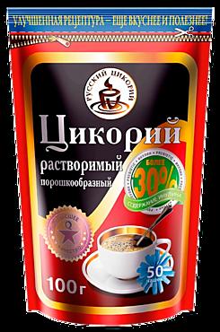 Цикорий «Русский цикорий» натуральный, растворимый, 100г