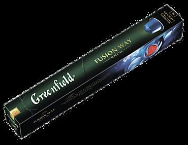 Чай черный «Greenfield» Fusion Way, 10 капсул