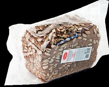 Хлеб заварной с семенем подсолнечника, 300г