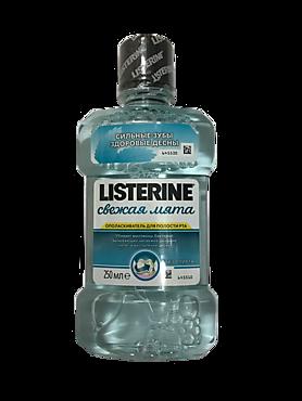 Ополаскиватель для полости рта «Listerine» Свежая мята, 250мл