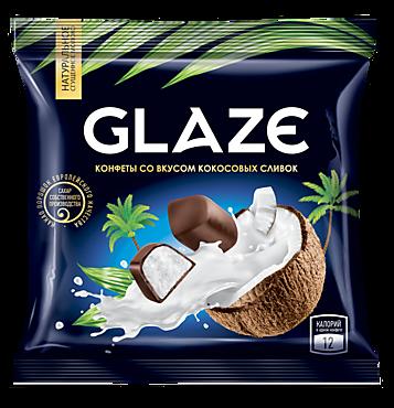 Конфета со вкусом кокосовых сливок, 500г