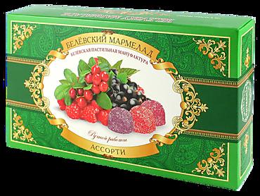 Мармелад «Белёвский» Ассорти, 260г
