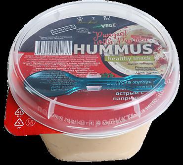 Хумус «Тайны востока» Острый, с паприкой, 160г