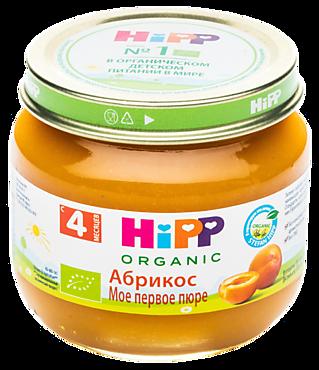 Фруктовое пюре «HIPP» Абрикос, 80г