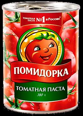 Томатная паста «Помидорка», 380г