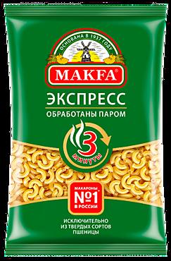 Макаронные изделия «Makfa» Рожки-экспресс, 400г