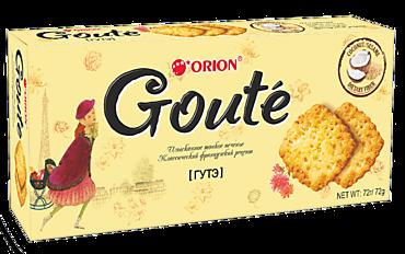Печенье «Orion» GOUTE затяжное, 72г