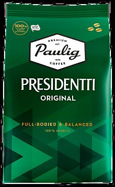 Кофе «Paulig Presidentti Original» в зернах, 1кг