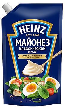 Майонез «Heinz» Классический, 350г