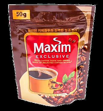 Кофе «Maxim» Exclusive, растворимый, 50г