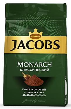 Кофе «Jacobs Monarсh» молотый, 70г