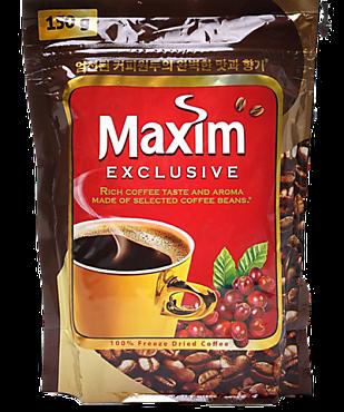 Кофе «Maxim» Exclusive, растворимый, 150г