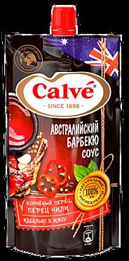 Соус «Calve» Австралийский барбекю, 230г