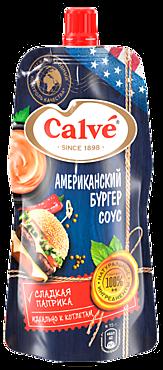 Соус «Calve» Американский бургер, 230г