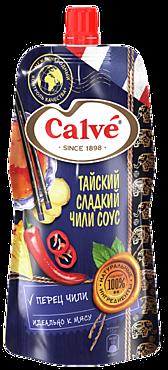 Соус «Calve» Тайский Сладкий чили, 230г