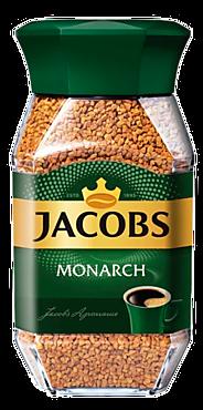 Кофе «Jacobs Monarсh» растворимый, 190г