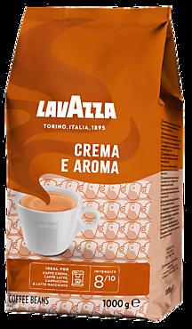 Кофе «Lavazza» Crema E Aroma, в зернах, 1кг