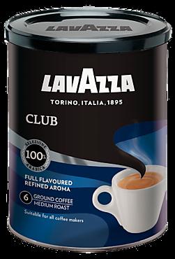 Кофе «Lavazza» Club, молотый, 250г