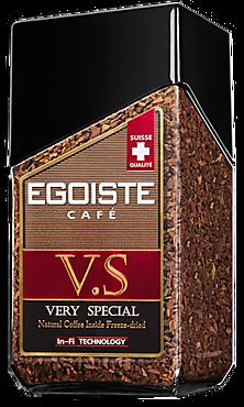 Кофе «Egoiste» V.S. молотый в растворимом, 100г