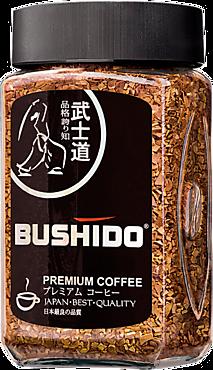 Кофе растворимый «Bushido» Black Katana, 100г