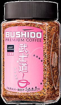 Кофе «Bushido» Light Katana, 100г